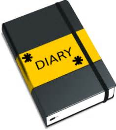 How to write a industrial training diary